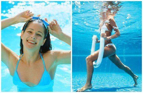 Можно похудеть занимаясь плаванием в
