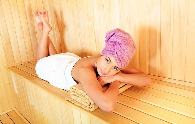 Похудение и баня