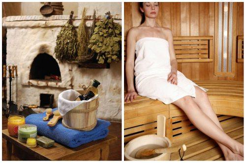 Баня С Веником Для Похудения. Обертывание в бане для быстрого похудения: как правильно париться
